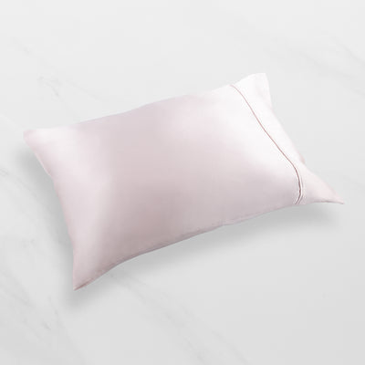 Vegan Silk Pillow Case (1 pc) - Aashi Beauty