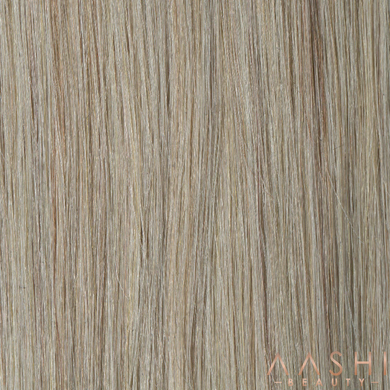 Grey Hair Extensions & Silver Hair Extensions (#66) - Aashi Beauty