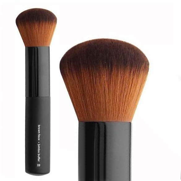 Vegan Jumbo Buffer Face Brush - Aashi Beauty