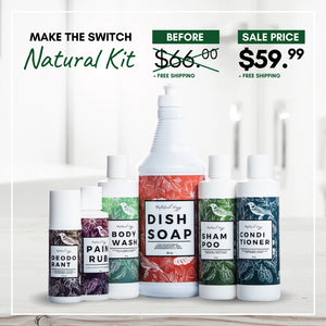 The Natural Hiyy Kit