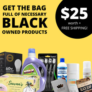 The Big Black Bag  ($25+ Value)