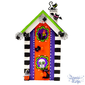 Haunted Decorative Birdhouse