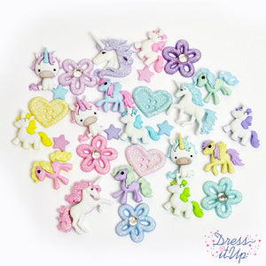 Unicorn Magic Embellishment Assortment