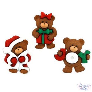 A BEARY MERRY CHRISTMAS