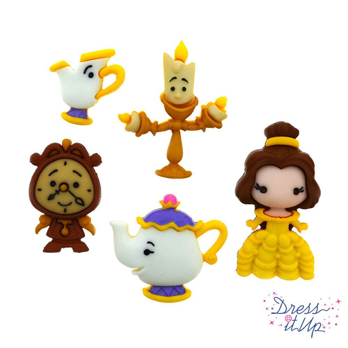 Belle and Friends
