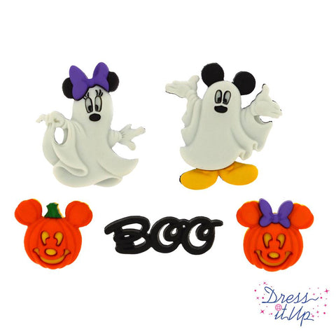 MICKEY AND MINNIE GHOSTS