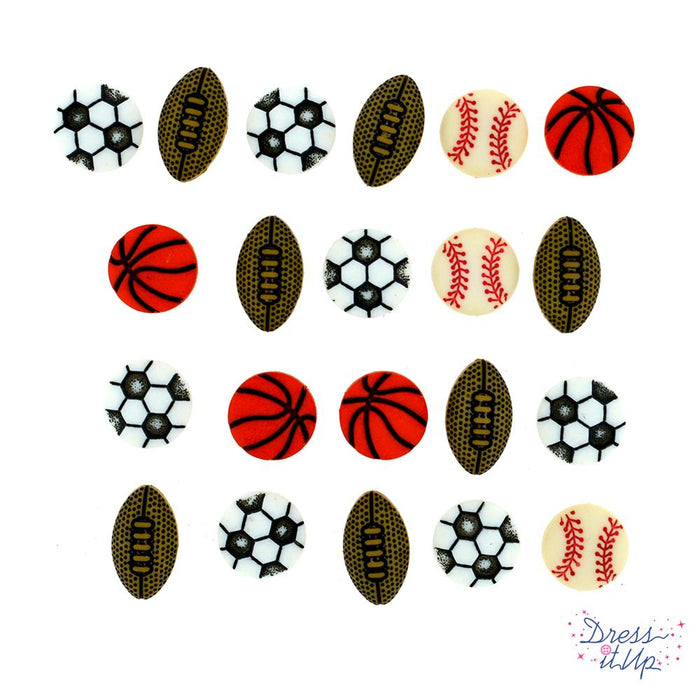 TINY SPORTS EQUIPMENT