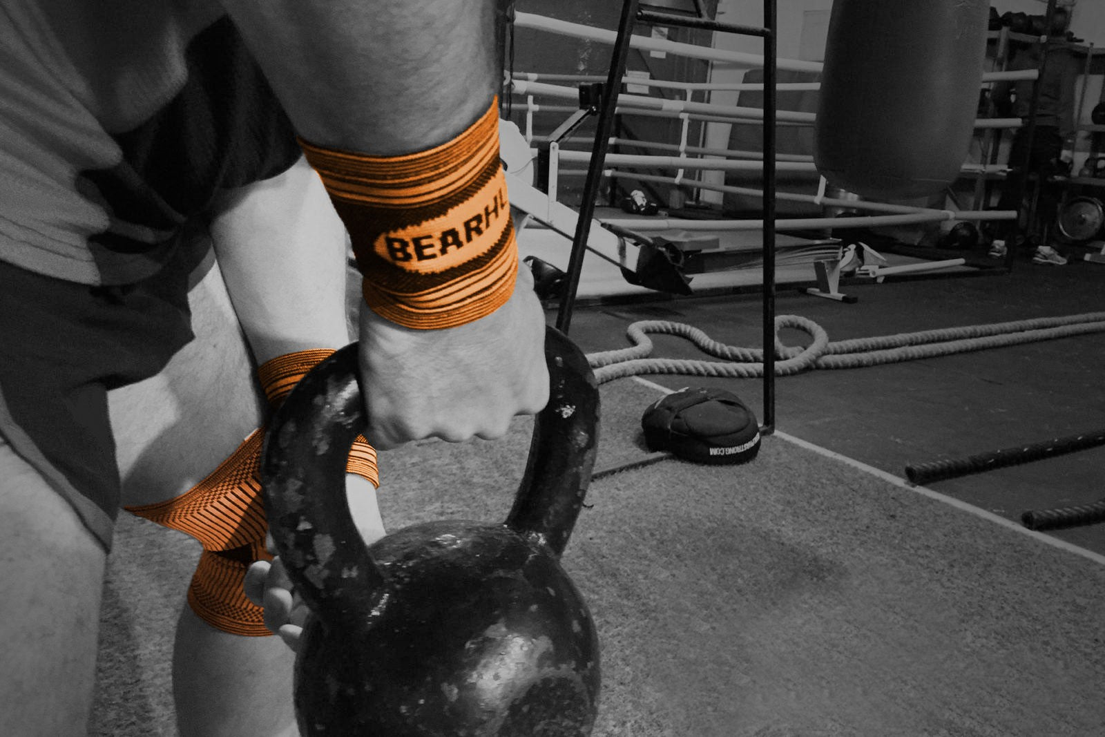 Wrist Compression Sleeve For Recovery