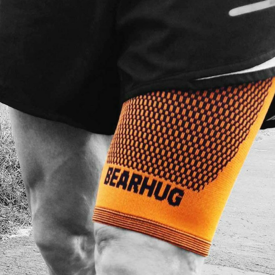 Thigh Compression Support Sleeve-Support-Bearhug