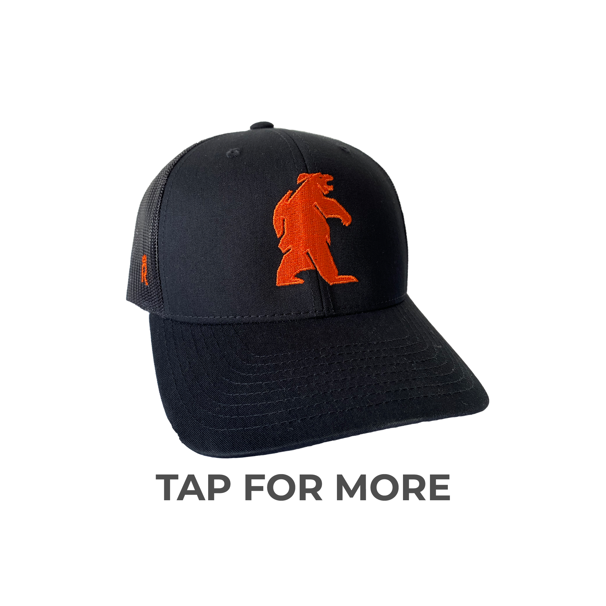 Trucker Cap-Clothing-Bearhug