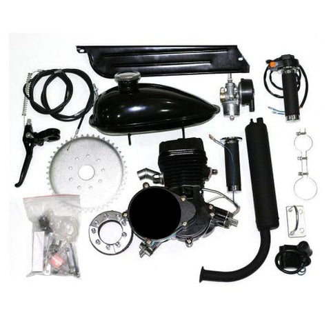 ZB Jet 66cc/80cc Bundle (Black)
