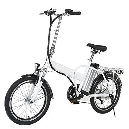 20inch 36V 250W Folding Electric Bike - ZoomBicycles