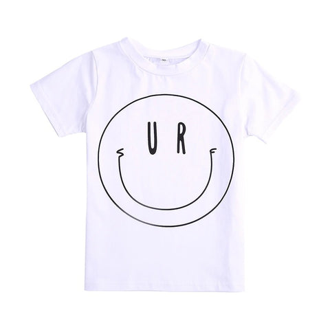 Smile! U R Graphic Tee