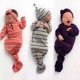 2 Piece Baby Sleep Gown