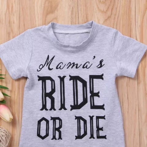 Mama's Ride Or Die