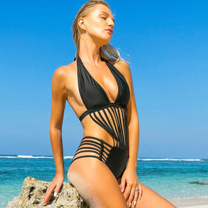 Cancun Monokini - Island Bellas