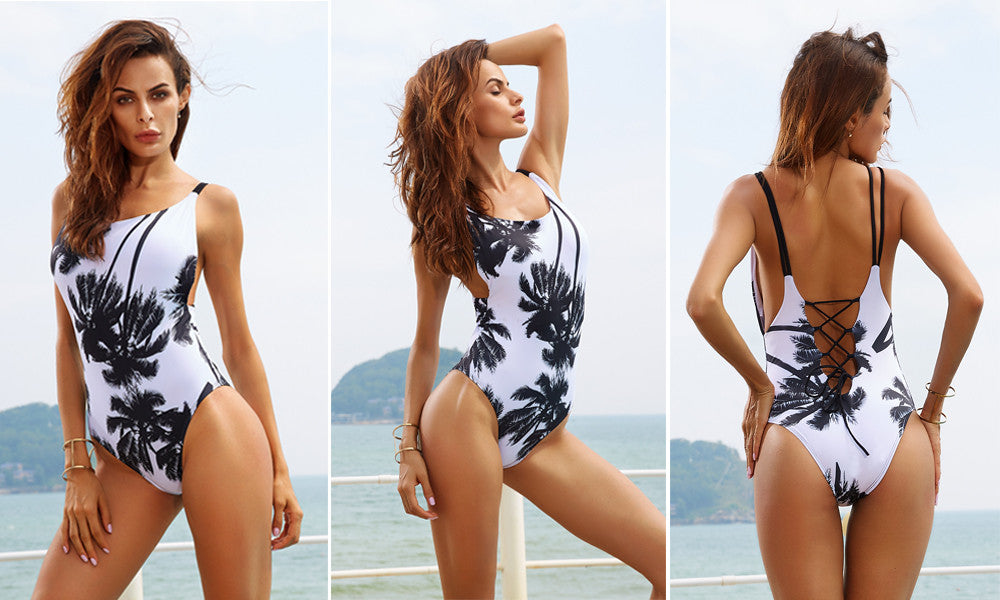 Los Angeles Monokini - Island Bellas