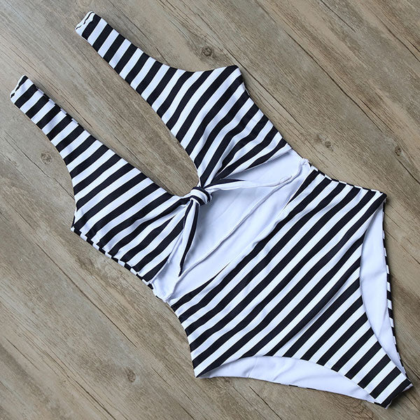 Nantucket Monokini - Island Bellas