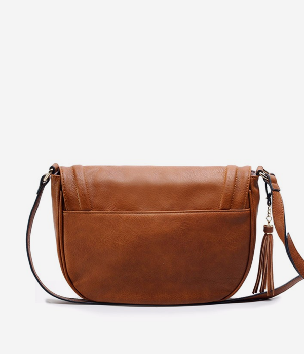 Emily Saddle Bag