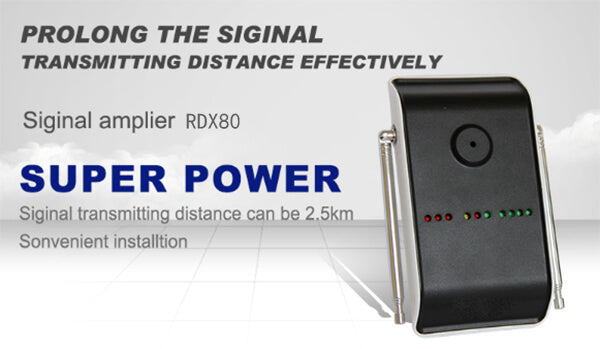 wireless pager signal booster
