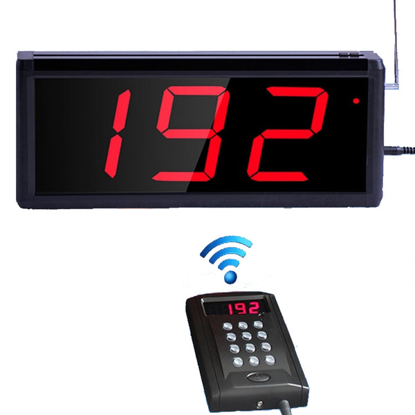 Wireless Queuing and Calling System - ringdido