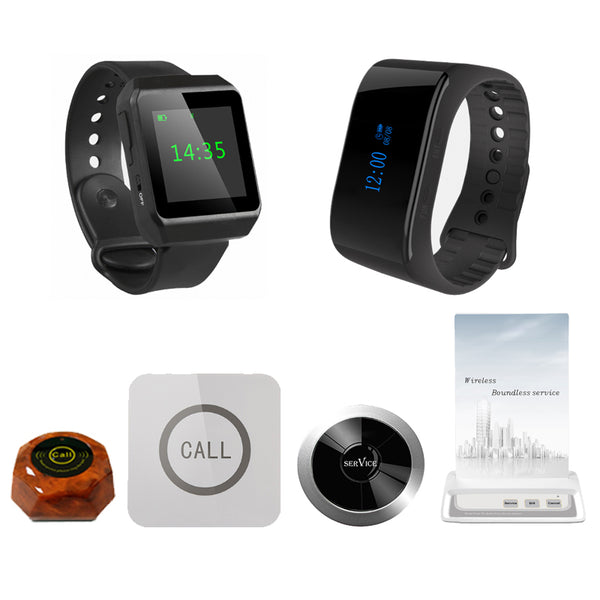 Restaurant Pager /  Pager Watch,Wrist Portable Receiver - ringdido