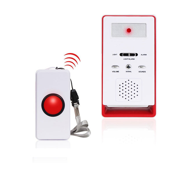 Backup: Wireless Caregiver Pagers(1 call  1) | Call Button For Elderly | Call Alarms For The Elderly - ringdido