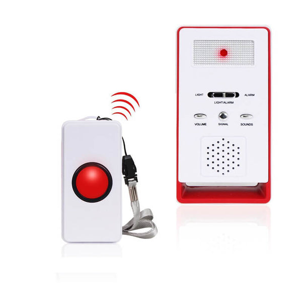 Wireless Caregiver Pagers(1 call  1) | Call Button For Elderly | Call Alarms For The Elderly - ringdido