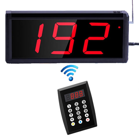 Queuing Wireless Calling System | Queuing System | Queue Management System - ringdido