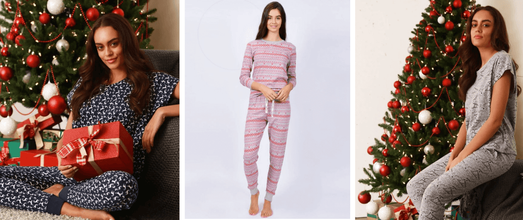 Christmas loungewear available at Tokyo Laundry