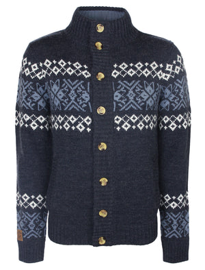 Tokyo Laundry Gull Textured Knit Cardigan