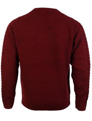 Tokyo Laundry Woody Cable Knit Sweater