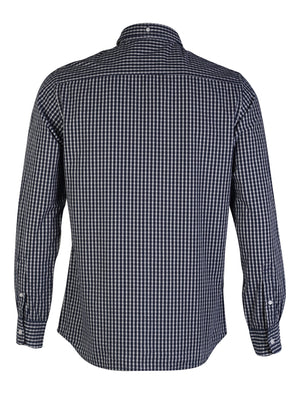 Tokyo Laundry Luco Checkered Long Sleeved Shirt