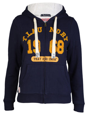Tokyo Laundry Mary Zip Up Hoodie