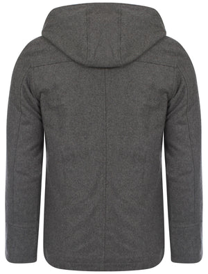 Dissident Ilker grey wool rich jacket