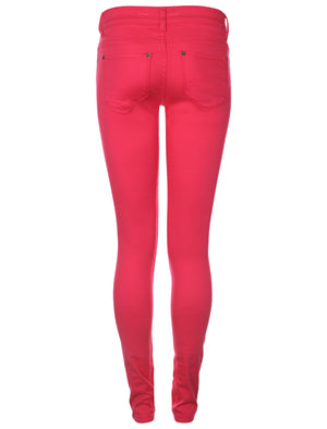 Tokyo Laundry Lizzie Coloured Skinny Jeans