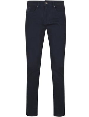 Rowley Slim Fit Denim Jeans in Midnight Blue - Tokyo Laundry