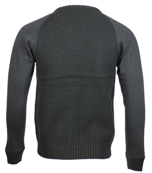 Maxus Jumper in Black - Dissident