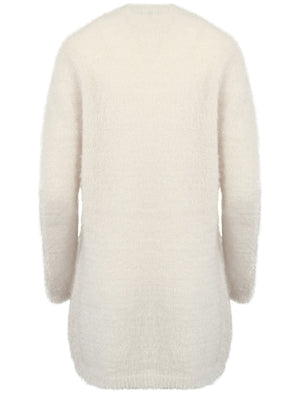 Amara Reya Snug cream cardigan