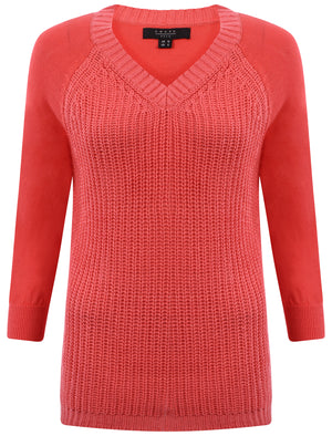 Viscaria Jumper in Sugar Coral
