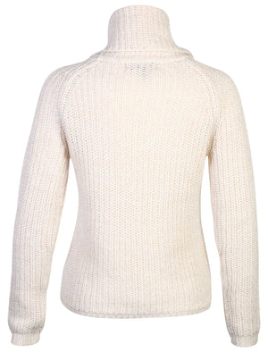 Amara Reya Balm Roll Neck Jumper