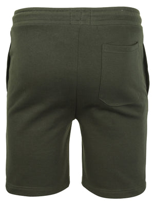 TarleyD Basic Jogger Shorts in Khaki