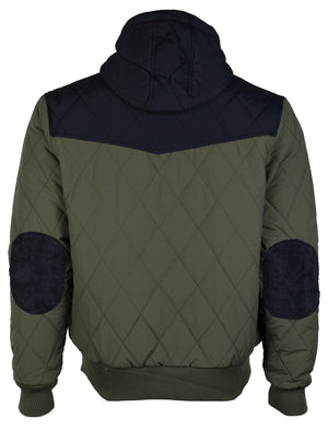 Mens D-code Balser Hooded Jacket