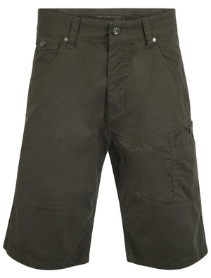 Dissident Milliant Grey shorts