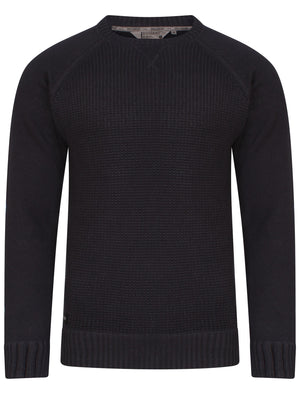 Fenwick Jumper in Dark Navy - Dissident