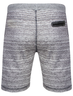Hollis Jersey shorts in Midnight Blue Space Dye - Dissident