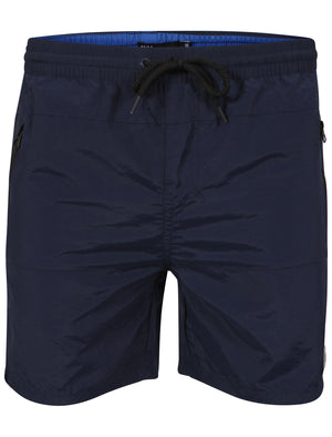 Laulima Swim Shorts in Blue - Dissident