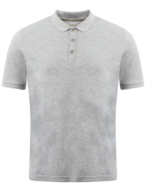 Manor polo shirt in grey - Dissident