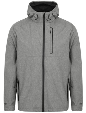 Oakley Lightweight Hooded Windbreaker Jacket in Grey – Dissident