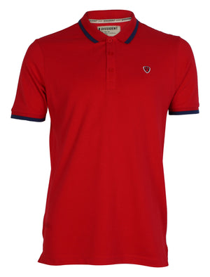 Stretton Tango Red Polo Shirt - Dissident